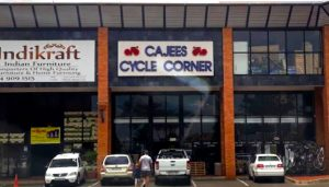 cajees cycle exterior